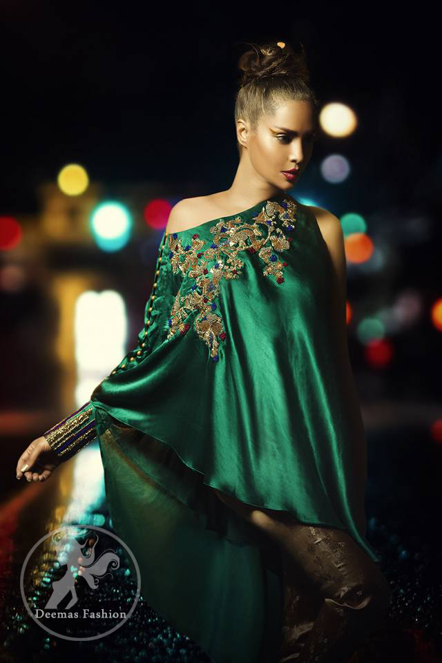 bottle-green-formal-cape-with-cigaret-2