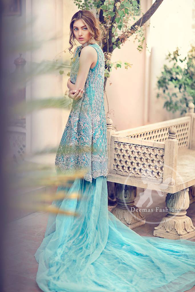 sky-blue-short-shirt-with-back-trail-sharara
