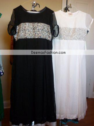 Latest Pakistani Fashion 2011 Party Wear Dress